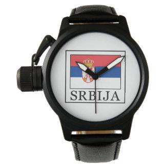 Srbija Uhr