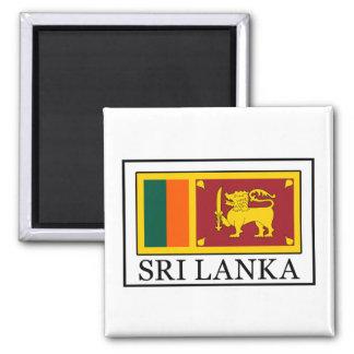 Sri Lanka Quadratischer Magnet