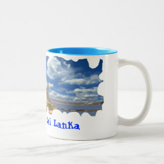 Sri Lanka Scenary Schale 1 Teehaferl