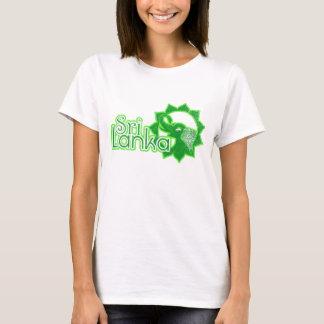 Sri Lanka T - Shirt