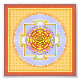 Sri Yantra - Artwork III Fotos