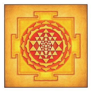 Sri Yantra - Artwork IV