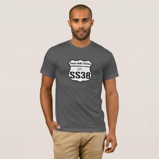 SS38: Passo dello Stelvio T-Shirt