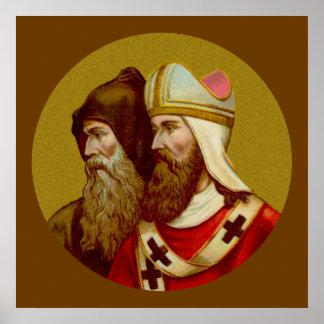 SS. Cyril u. Methodius (M 001) Plakat #2