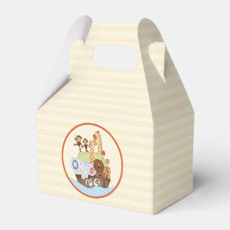 SS Noah/Noahs Arche-Baby-Dusche personalisiert Geschenkschachtel