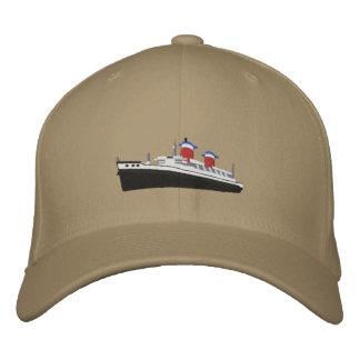 SS Vereinigte Staaten Bestickte Mütze