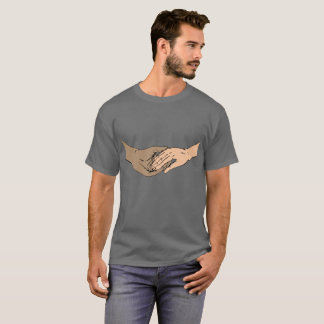 Ssa-Klassiker übergibt T - Shirt