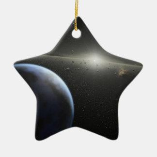 SSC2005 10c ist es die felsige Welt-NASA Keramik Ornament