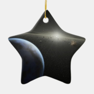 SSC2005 10c ist es die felsige Welt-NASA Keramik Stern-Ornament