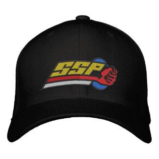 SSP Logo-Hut Bestickte Baseballkappen
