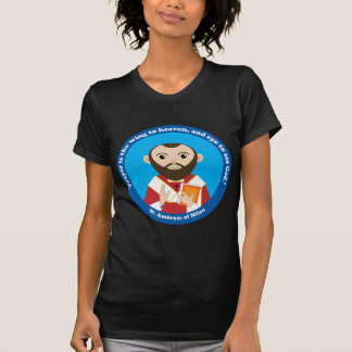St Ambrose von Mailand T-Shirt