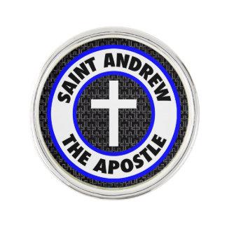 St Andrew der Apostel Anstecknadel