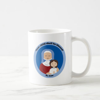 St Anne Kaffeetasse