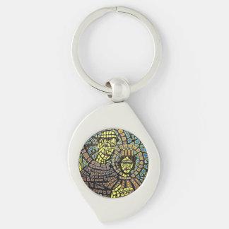 St- Anthonygönner der verlorenen Sachen Schlüsselanhänger