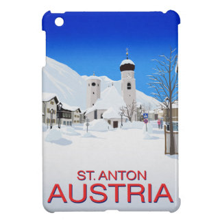 St. Anton Österreich iPad Mini Hülle