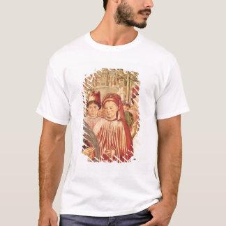St Augustine, das für Mailand abreist T-Shirt