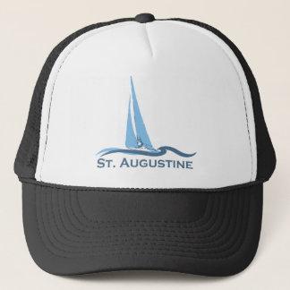 St Augustine. Truckerkappe