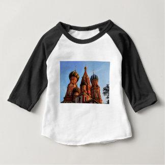 St.-Basilikum-Kathedrale Russland Baby T-shirt