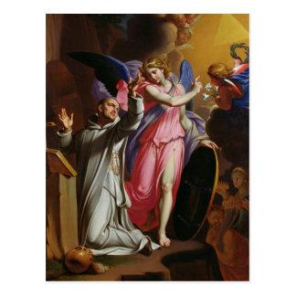 St. Bruno an Gebet, 1671 Postkarte