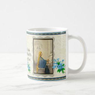 St- Ceciliagönnerin der Musiker Kaffeetasse