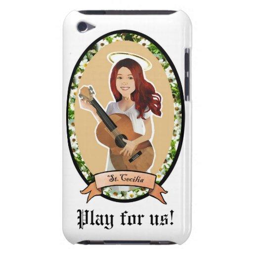St- Ceciliaspiel für uns Gönner von Musik itouch F iPod Case-Mate Case