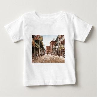 St- Charlesstraße New Orleans 1900 Baby T-shirt