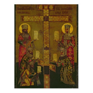 St. Constantine und St. Helena Postkarte