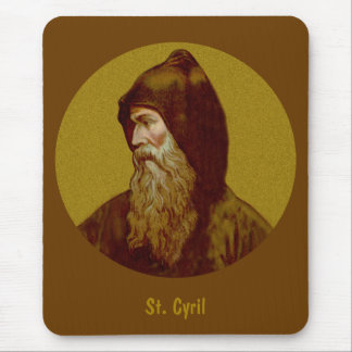 St. Cyril die Vertikale des Mönch-(M 002) Mauspad