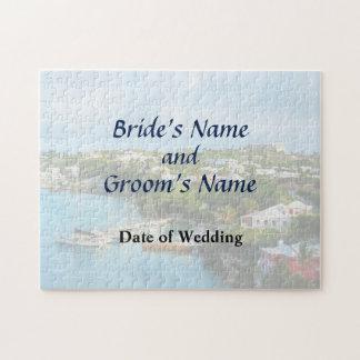 St George Hafen, Bermuda-Hochzeits-Produkte Puzzle
