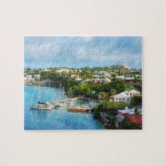 St George Hafen, Bermuda Puzzle