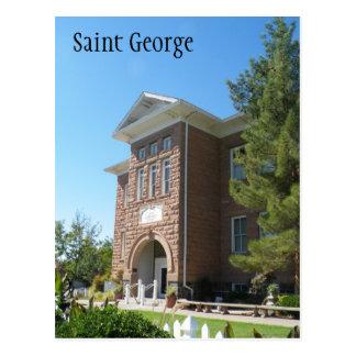 St George Postkarte