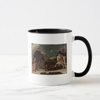 St George und der Drache, c.1470 Tasse