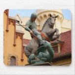 St George und der Drache Mauspads