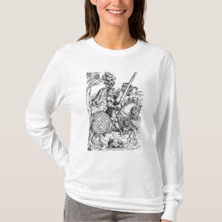 St George zu Pferd, 1507 T-Shirt