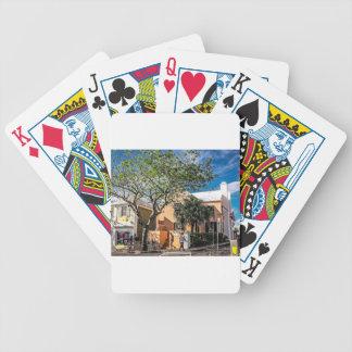 St- Georgeecke Bicycle Spielkarten