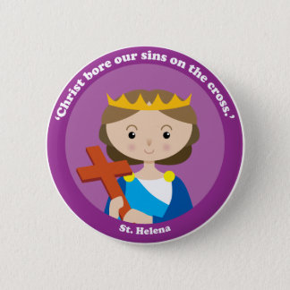 St. Helena Runder Button 5,1 Cm