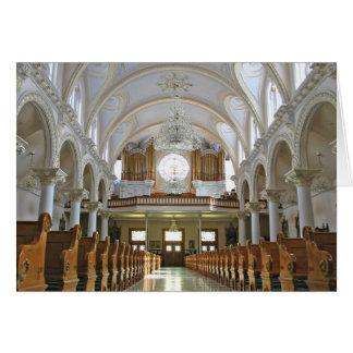 St. Hyacinthe, Quebec Grußkarte