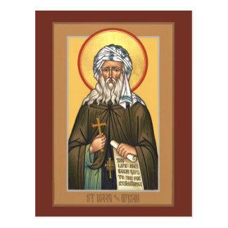 St. Isaac die syrische Gebets-Karte Postkarte