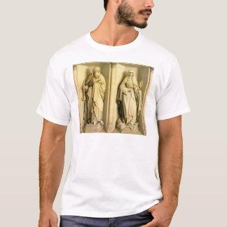 St James das große und das St. Clare T-Shirt