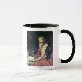 St Jerome 2 Tasse