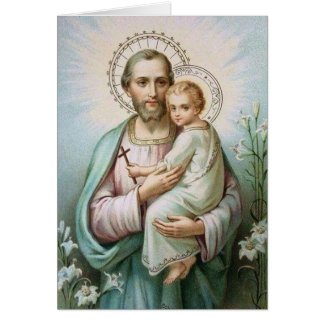 St- Josephkinderjesus-Lilien-Kreuz Karte