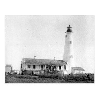 St. Kennzeichen-Leuchtturm Postkarte