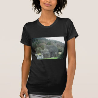 St.Kevins Kirche, Glendalough, Co.Wicklow, Irland T-Shirt