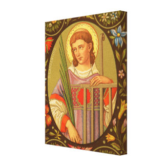 St. Lawrence von Rom (P.M. 04) Leinwanddruck