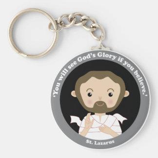 St. Lazarus Schlüsselanhänger