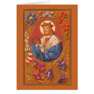 St. Louis IX der König (P.M. 05) kundenspezifische Karte