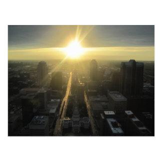 St. Louis Missouri Postkarte