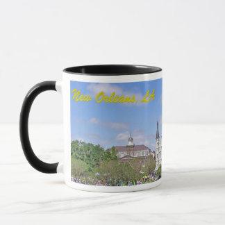 St.- Louiskathedrale New Orleans Tasse