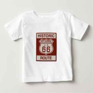St.- Louisweg 66 Baby T-shirt