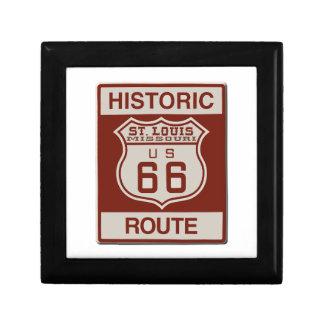St.- Louisweg 66 Erinnerungskiste